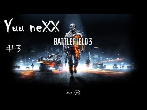 Let´s Noob BF 3 Multiplayer #3 NAJA NAJA