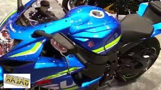 6. 2019 Suzuki GSXR 600 2018 all new