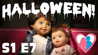 "The Barbie Happy Family Show S1 E7 ""The Happy Halloween Special"""