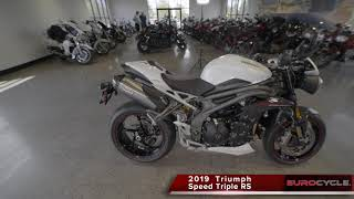 9. [Exclusive First Look] Brand New 2019 Triumph Speed Triple RS | SOUND ON!