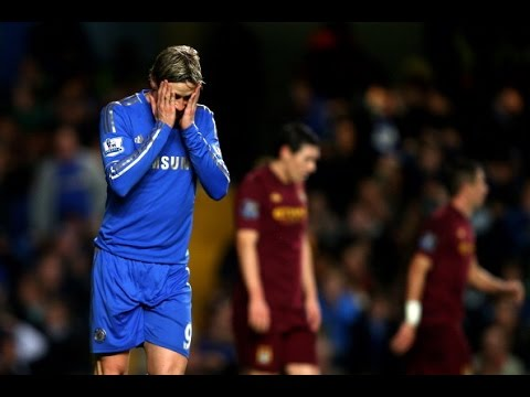 Ever - It looks like the pressure of competition has took its toll on Fernando Torres as he missed an open goal from inside the 6 yard box. Torres squandered the opportunity that looked harder to...