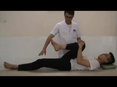 Bài tập vật lý trị liệu