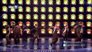 Got to Dance 4: The Pulse Collective - Live Show 2
