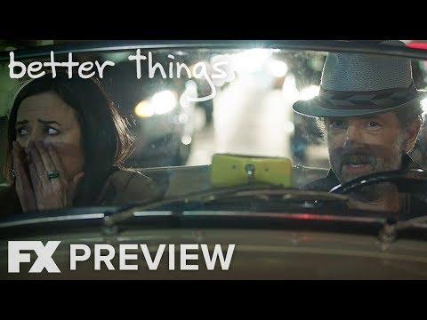 Better Things Season 2 Teaser 'Car Talk'