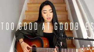 Video Too Good At Goodbyes x Sam Smith (Cover) MP3, 3GP, MP4, WEBM, AVI, FLV Maret 2018