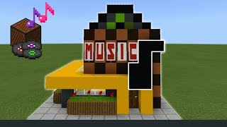 "Minecraft Tutorial: How To Make A Music Store ""2019 City Tutorial"""