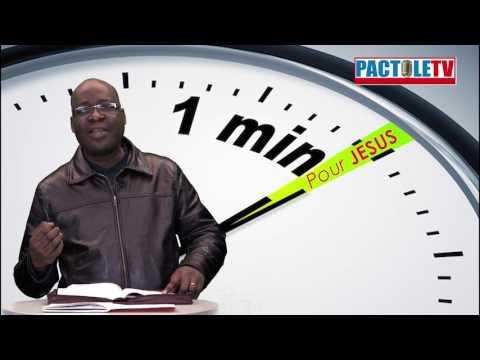Comment Prier? - Pasteur Bienvenu Manzioni - 1 Minute pour Jésus