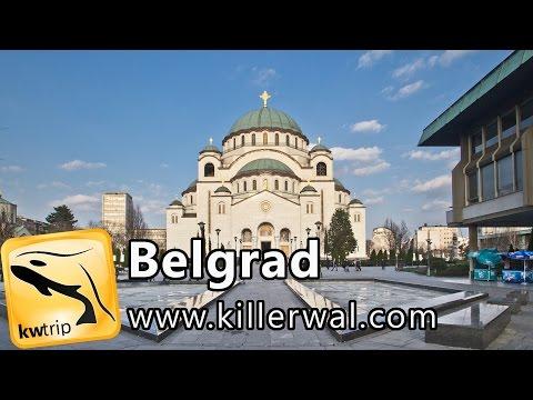Belgrád videó