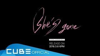 Download Lagu 정일훈(JUNG ILHOON) - 'She's gone' M/V Teaser Mp3