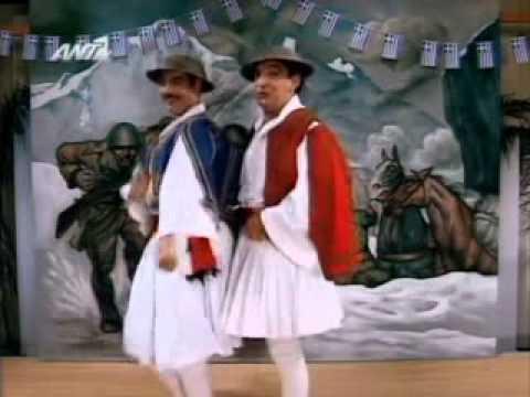 Της Ελλάδος Τα Παιδιά τραγουδούν   Ντουτσε - ntoutse (видео)