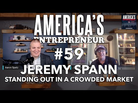 VBP #51 - Jeremy Spann: Adapting businesses to change and standing out