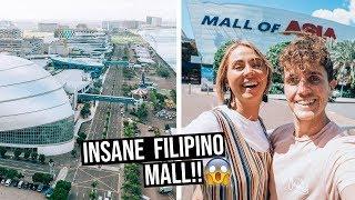 Video Filipino Shopping Malls are INSANE   Mall of Asia in Manila, Philippines MP3, 3GP, MP4, WEBM, AVI, FLV Februari 2019
