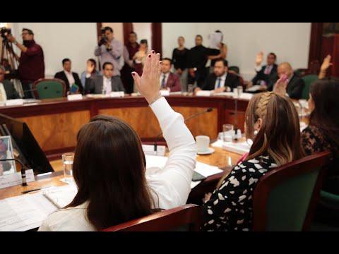 Cabildo H. Ayuntamiento de Tlalnepantla de Baz 24 julio del 2019