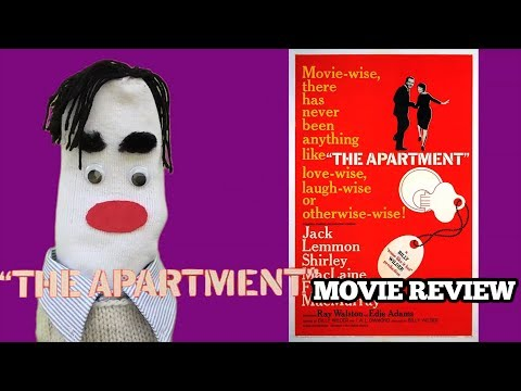 Classic Movie Review: The Apartment (1960) with Jack Lemmon