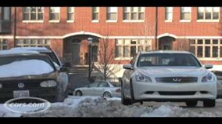 2009 Infiniti G37x S Video Review
