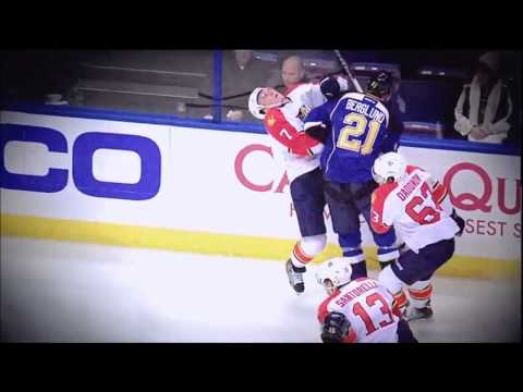 NHL Hockey: We're Going Nowhere (2013 highlights/pump up)