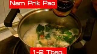 Tom Yum Goong Recipe (pt3) | Thai Food
