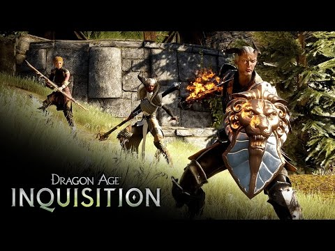 age - Dragon Age 3 Inquisition - Combat Gameplay Trailer (PS4/Xbox One) Subscribe ▻ http://bit.ly/GamesHQMedia.