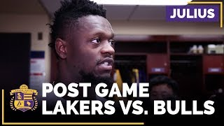 Julius Randle On Uptick In Minutes, Sparking Lakers Comeback by Lakers Nation