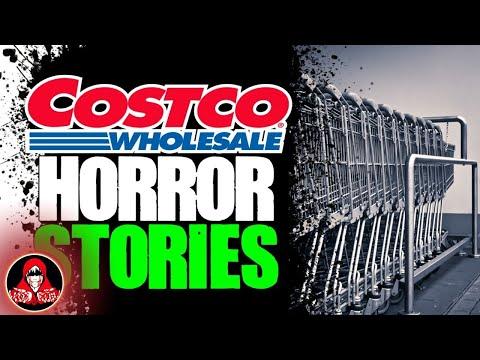 6 TRUE Costco Horror Stories (видео)