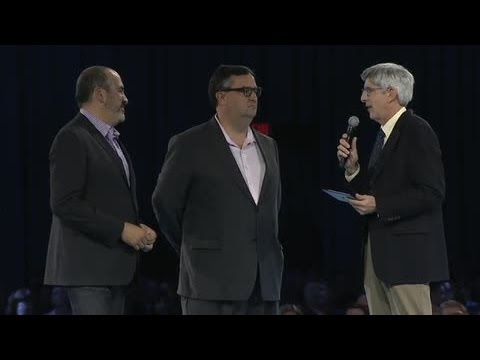 Pre-Show Interview 5 - Salesforce World Tour New York - Design Within Reach