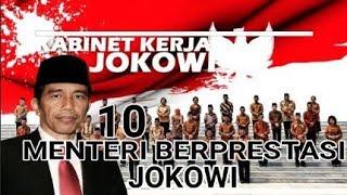 Video Bikin Kagum!!! 10 Menteri Paling Berprestasi di 3 Tahun 'Kerja Nyata' Kabinet Presiden Jokowi MP3, 3GP, MP4, WEBM, AVI, FLV Juni 2018