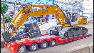 Video RC Trucks!  Cars! Tractors! Heavy Haulage! Awesome Machines! MP3, 3GP, MP4, WEBM, AVI, FLV Agustus 2018