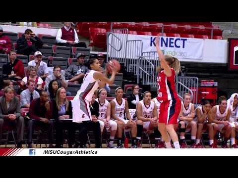 WSU vs SFU Highlights