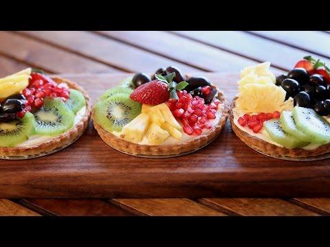 Fresh Fruit Tart | Easy Tart Recipe | Beat Batter Bake With Priyanka