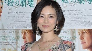 塚本まり子(大人AKB48)/『美しい絵の崩壊』トークショー