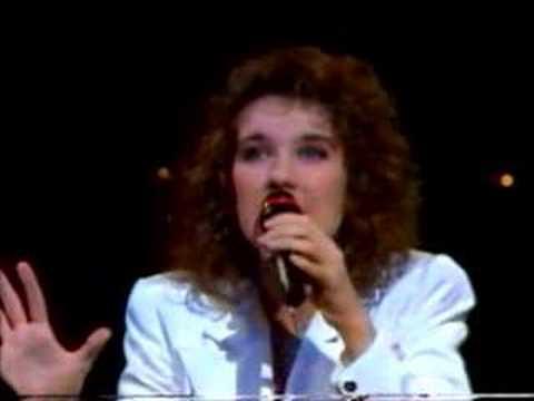 Celine Dion Eurovision 1988