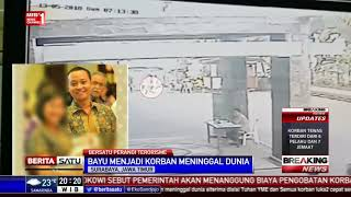 Video Aksi Heroik Bayu Hadang Teroris Masuk Gereja Santa Maria MP3, 3GP, MP4, WEBM, AVI, FLV Mei 2018