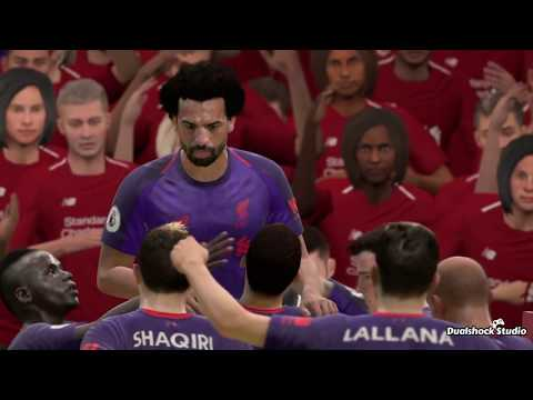 FIFA19 | Liverpool Vs Arsenal (3-2) Premier League