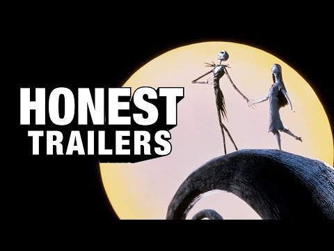 An Honest Trailer for The Nightmare Before