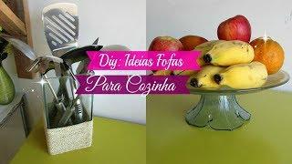 Olá gente linda hoje trago duas ideias lindas para deixar a sua cozinha ainda mais fofa e cheia de charme, espero que gostem. Grande beijos fiquem com Deus INSCREVA-SE NO CANAL E VENHA FAZER PARTE DESSA FAMILIA:❤️❤️❤️ ME SIGA TAMBÉM NAS REDES SOCIAIS ❤️❤️❤️:Blog: http://dycasdacarla.blogspot.com.br/ Instagram: https://www.instagram.com/dycasdacarla/FanPage: https://www.facebook.com/bycarlaoliveira/?ref=aymt_homepage_panelPARA CONTATO/PARCERIAS:carlafernandoliveira@gmail.comMÚSICAS FREE: YouTube
