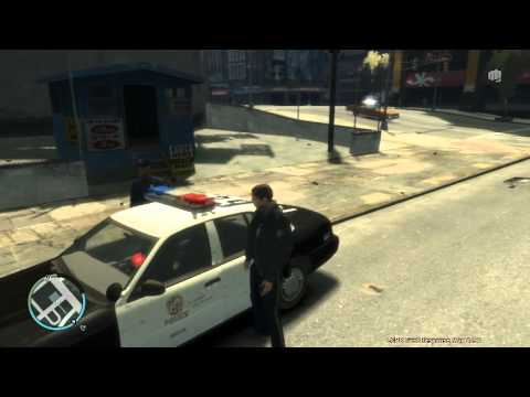 [Let's Play] LCPD First Response Mod - Grand Theft Auto IV [Deutsch] *HD*
