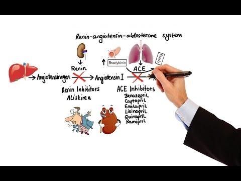 Pharmacology - HYPERTENSION & ANTIHYPERTENSIVES (MADE EASY)