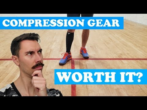 Compression Gear - Does it work? (2019)