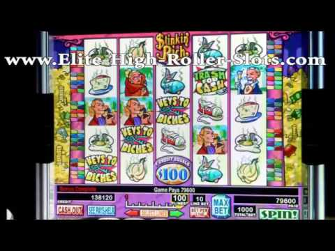 $23,552,021.54 Million Dollar Slot Win! $100 Stinkin' Rich Highest Limit Handpay Jackpot,