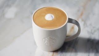 Starbucks Coffee Craft - The Art of Starbucks Blonde Flat White