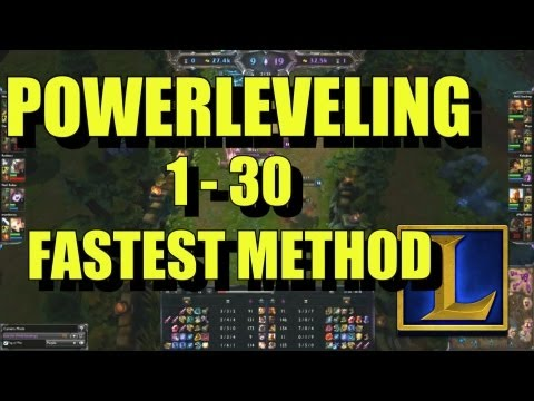 leveling - Enjoy the video? SUBSCRIBE → http://bit.ly/1dk5ZIa ← ☆Like me on Facebook: https://www.facebook.com/Foxdroplol ☆Follow my stream: http://www.twitch.tv/foxdr...