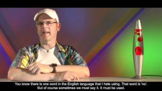 Ask MisterDuncan 26, Learning English Video