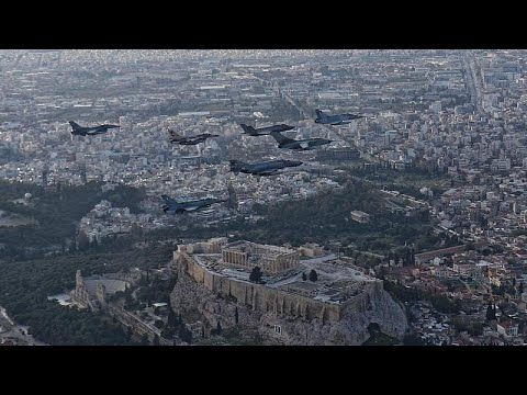 Tα F-35 στον ελληνικό ουρανό