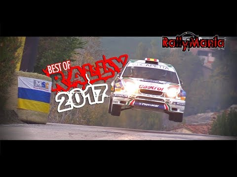 Best of Rally 2017 - Rally Mania - BIG SHOW & MISTAKES [HD]