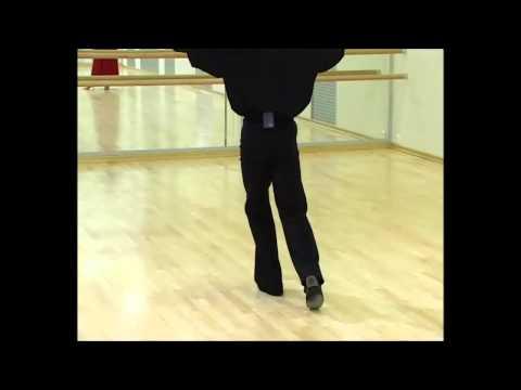 Вальс как танцевать схема