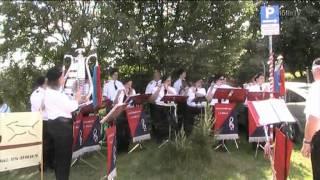 MöllnTV - Tierheim Mölln Sommerfest - Spielmannszug Der Freiwilligen Feuerwehr Am 12.08.2012