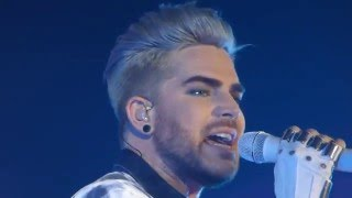 Adam Lambert Live - Lay me down (Avicii) @ Fryshuset Arenan