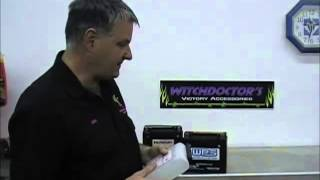 6. Witchdoctor's talks about Victory Motorcycle Battery