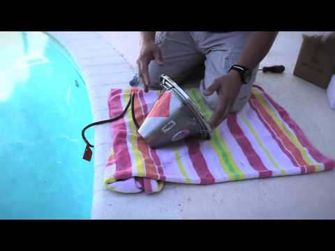 How to Change Pool Light