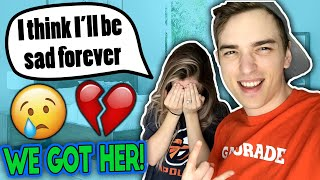 Video Pranking My Girlfriend So Hard She CRIES! MP3, 3GP, MP4, WEBM, AVI, FLV Juni 2019